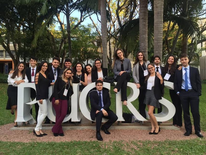 Sion Advogados' intern participated as a team member at the VII edition of the Brazilian Arbitration Moot Petrônio Muniz.