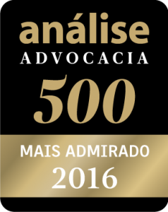 Sion Advogados and Alexandre Sion are once again nominated among the most admired law firms in Brazil