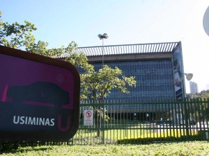 Controlling shareholders meet to discuss capitalization of USIMINAS