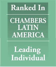 Alexandre Sion tem novo reconhecimento na Chambers Latin America 2017