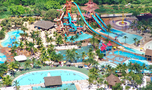 Water Park can explore well until the decision of administrative procedure