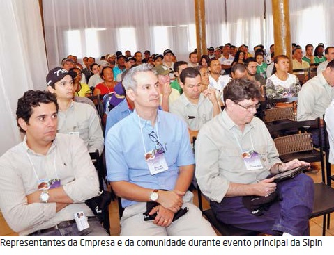 Alexandre Sion participated in the 7th Integrated Week for Fire Prevention promoted by Aperam BioEnergia