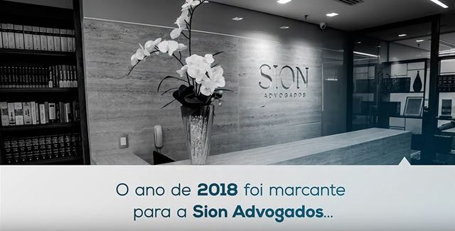 2018 in Review – Sion Advogados