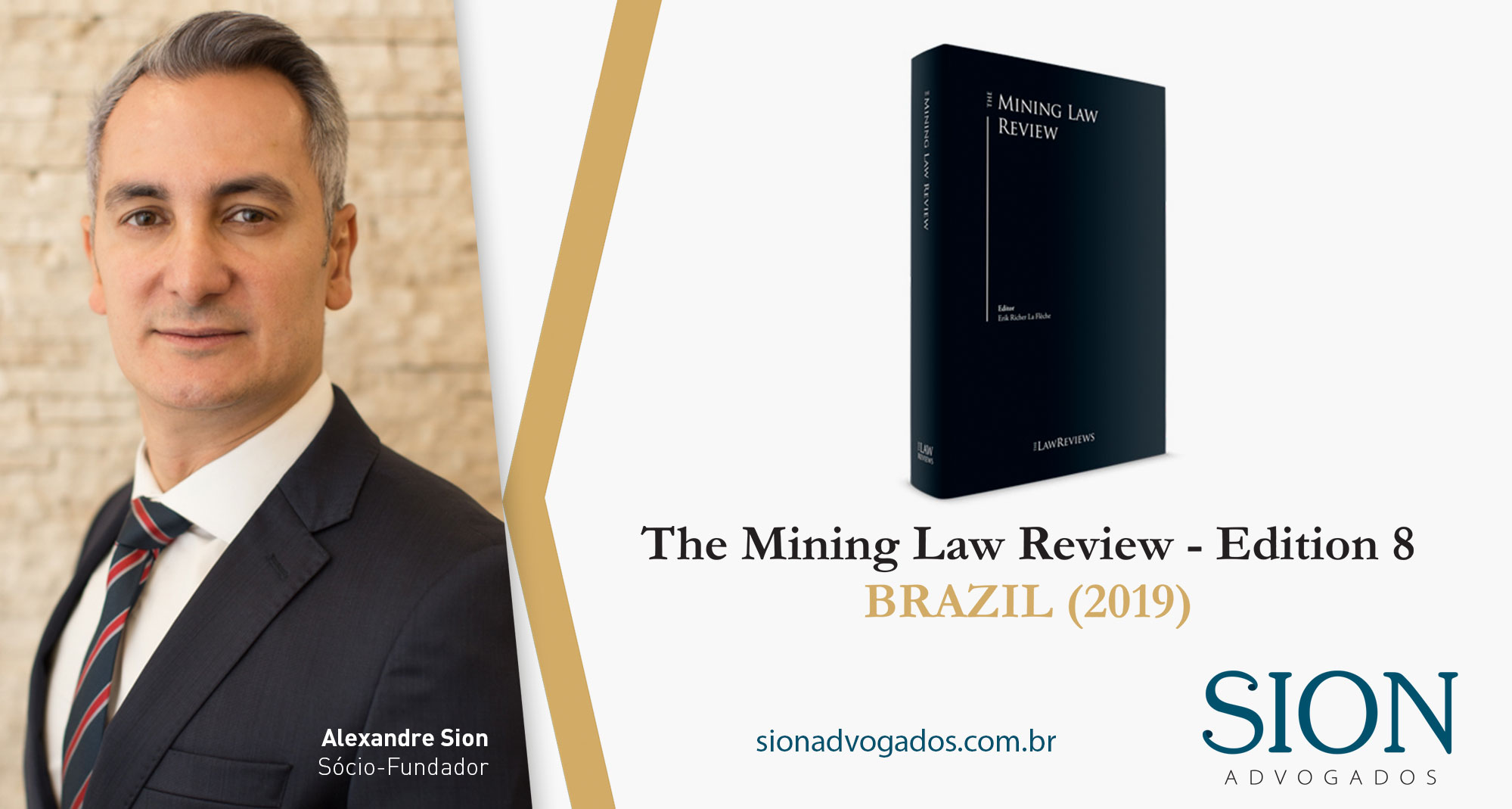 LIVRO: MINING LAW REVIEW