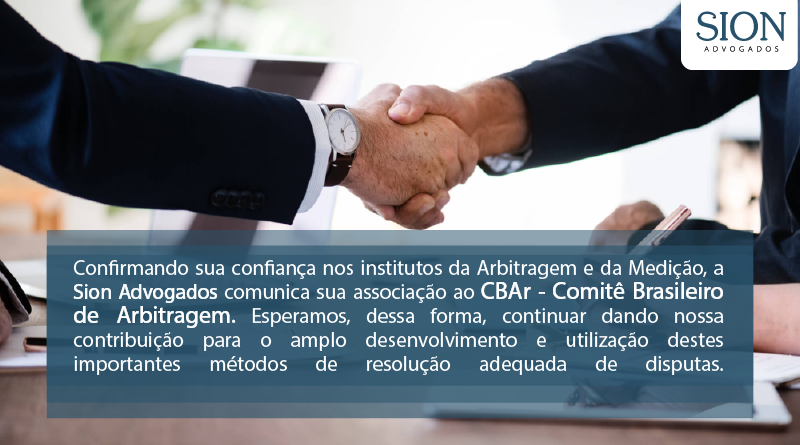 CBAr – COMITÊ BRASILEIRO DE ARBITRAGEM