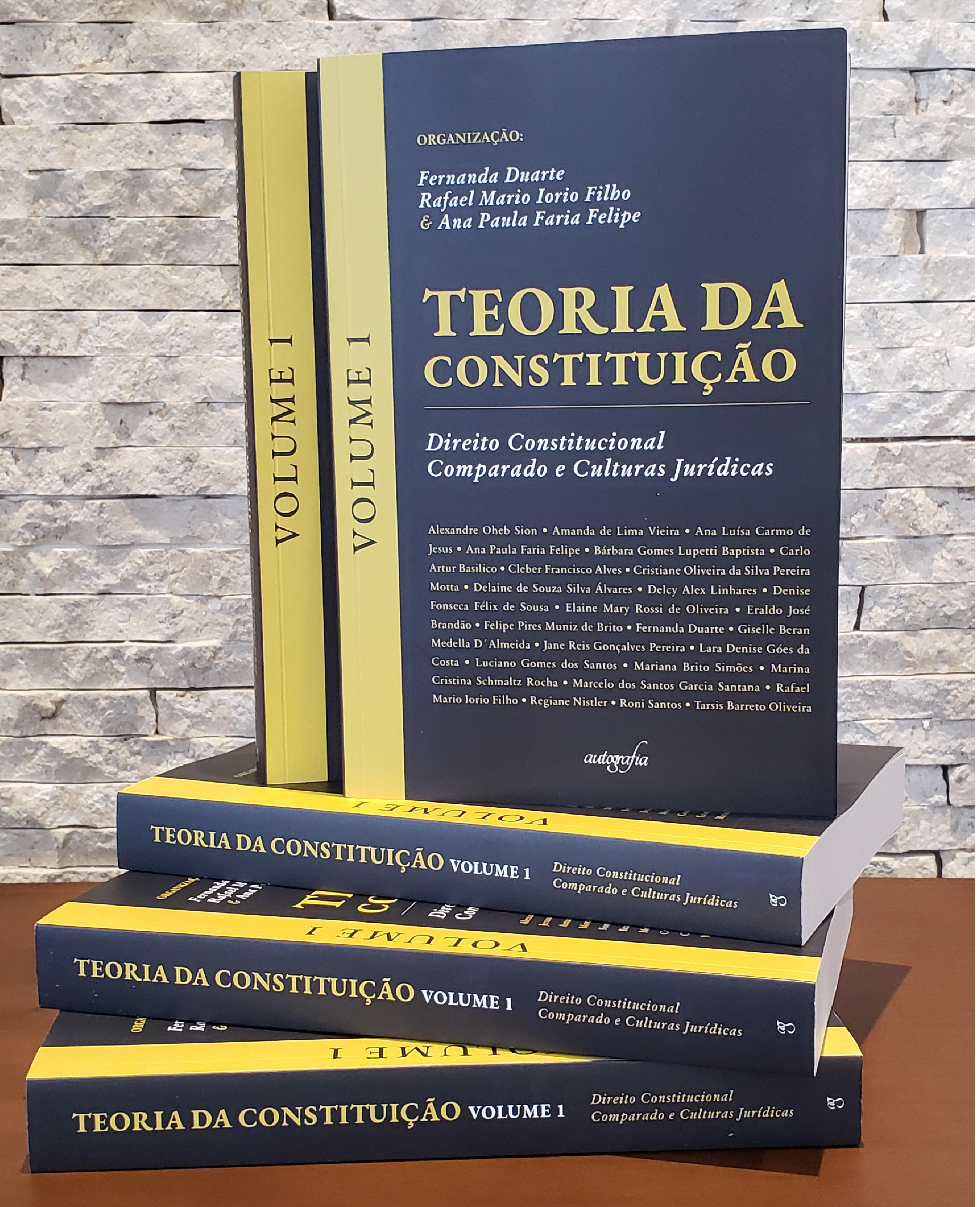 Teoria da Constituição – Direito Constitucional Comparado e Culturas Jurídicas