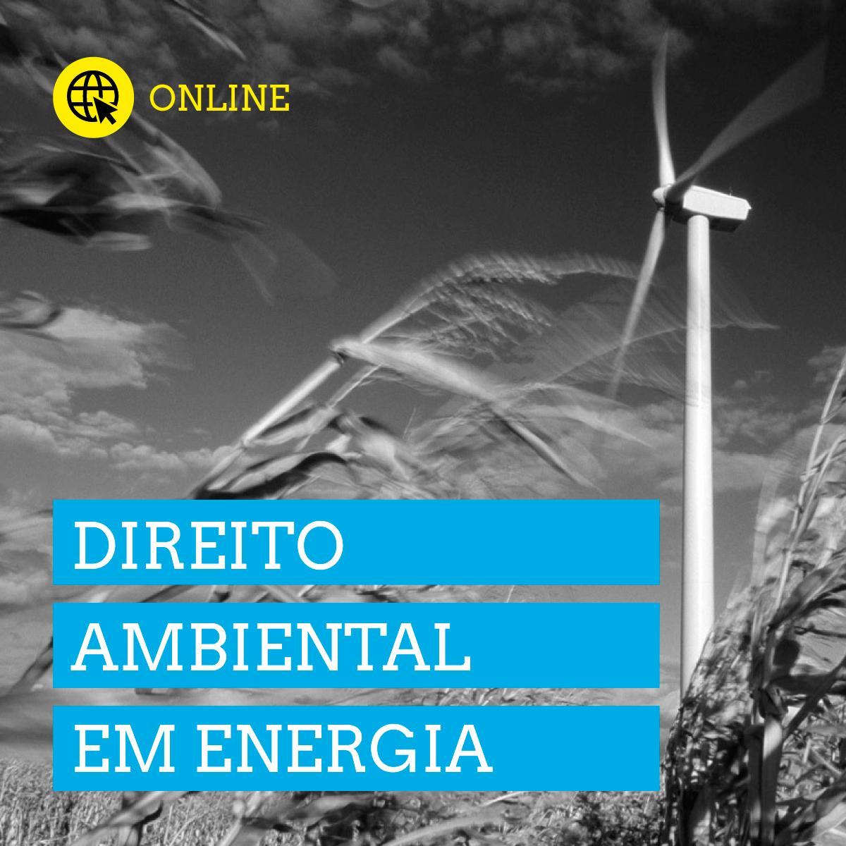 Curso: Direito Ambiental em Energia